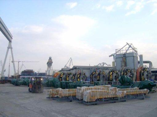 odbiory i dystrybucja towaru